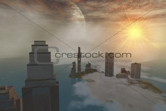 CZAR CITY