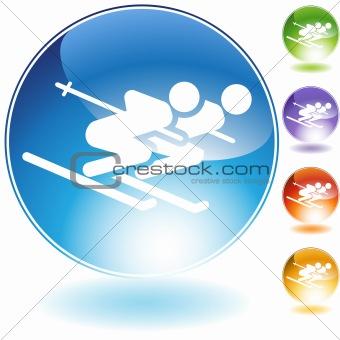 Skie Crystal Icon