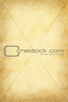 Old yellow paper background