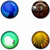 Concepts Web Buttons