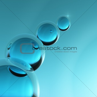 Abstract Space Bubbles