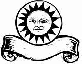 Sun Banner #1
