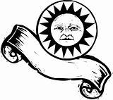 Sun Banner #2