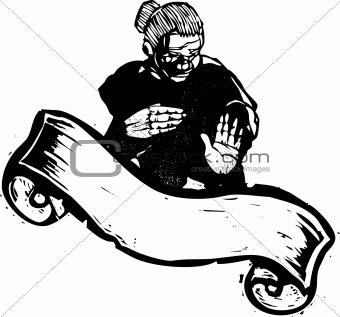 Old Woman Scroll