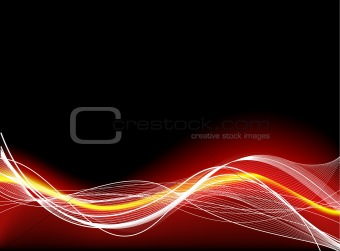 Abstract powerfull background