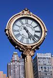 5th Avenue clock, New York City