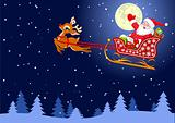 Santa's Sled