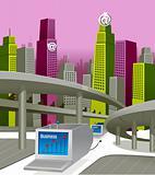 Information expressway