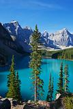 Good Morning Moraine Lake