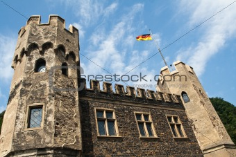 Old castle in Germany