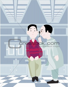 Hospital Visit - Male