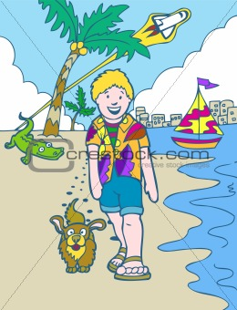 Kid Adventures: Florida Vacation