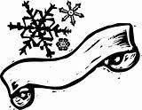 Snowflake Banner #2