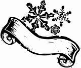 Snowflake Banner #1