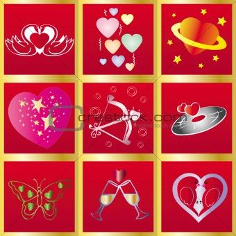 Valentine Background7