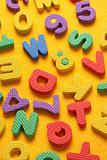 Alphabet and Number Blocks