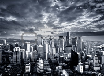 City of Contrast