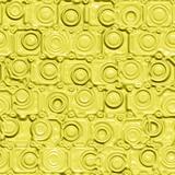 yellow silicon pattern