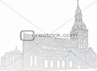 Riga Dome Church