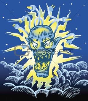 Power Surge Monster