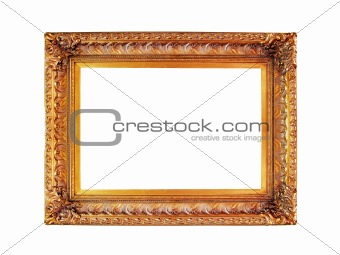old style frame