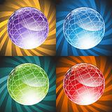 3D Globes - Background