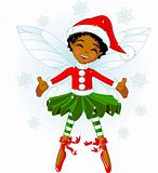 Little Christmas fairy
