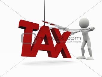 3d Tax cut