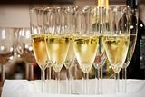 champagne, please
