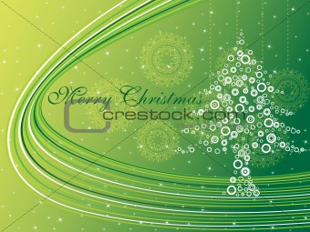 background for xmas day