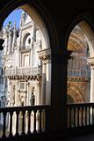 Courtyard of Palazzo Ducale