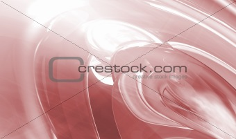 Business Graphic - Red Bubbles