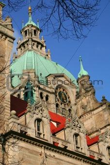 Clocktower of Hannover