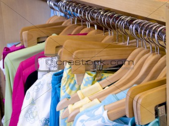 Womans Colorful Shirts