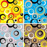 seventies circles multi