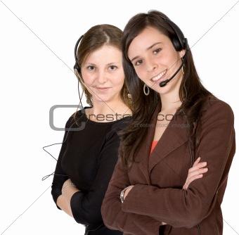 Customer Support Girls
