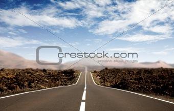 road - career path