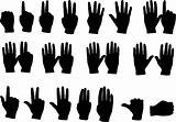 Hands 1 to 10
