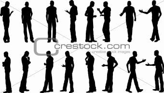 16 Business Poses