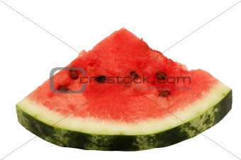 Fresh and Juicy Watermelon Peace