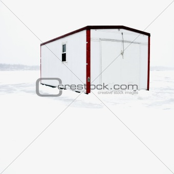 Fish house.