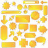 Label Set - Yellow