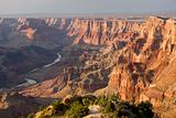 Colorful Landscape of Grand Canyon
