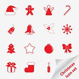 Christmas icon set for your design