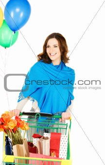 holiday shopper