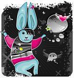 Emo rabbit