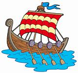 Viking boat