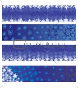 Christmas banners 3