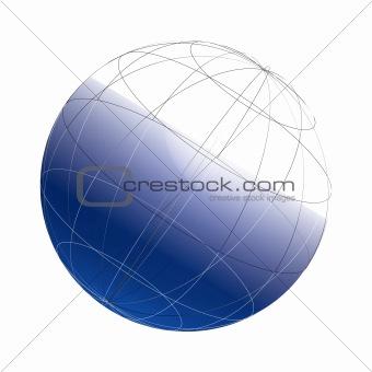 3d globe framework