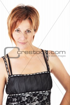 Beautiful adult woman